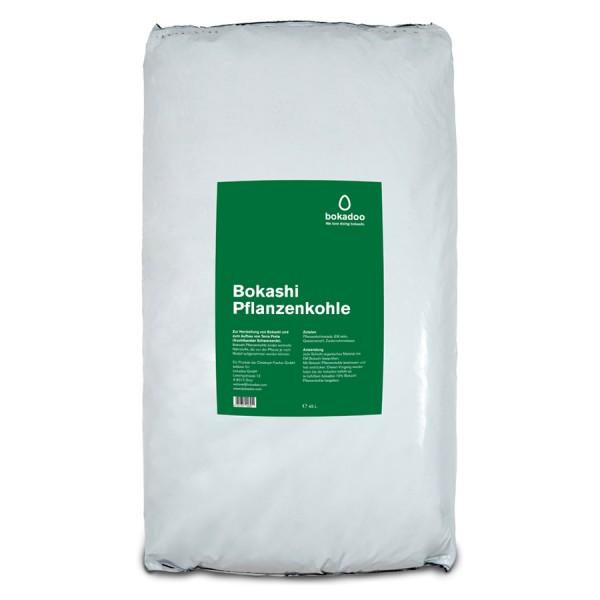 Bokashi Pflanzenkohle 45 Liter