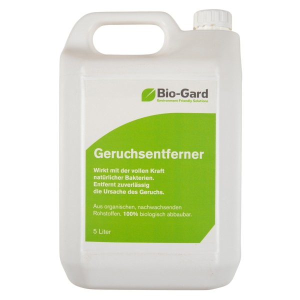 Bio-Gard Effektiver Geruchsentferner, 5 Liter
