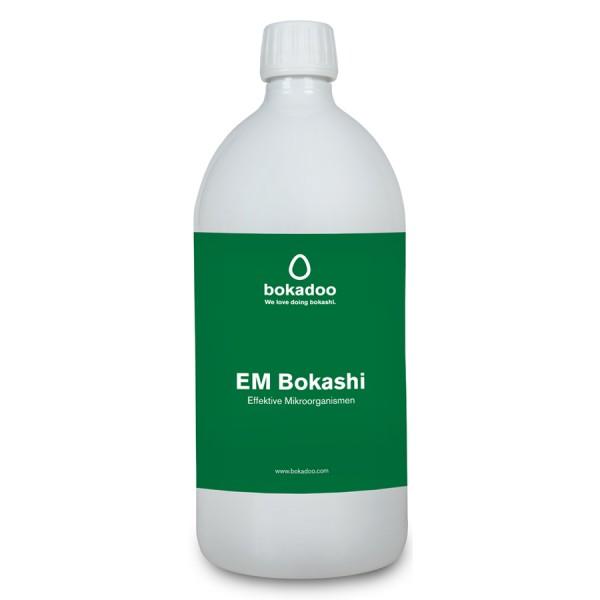 EM Bokashi 1 Liter